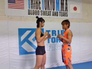 ライカ vs ソ・ジヨン